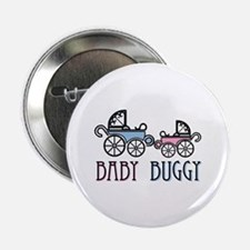 """Baby Buggy 2.25"""" Button (100 pack)"""