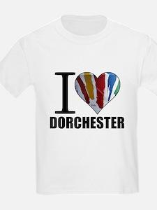I Love Dorchester T-Shirt