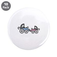 """Buggy 3.5"""" Button (10 pack)"""