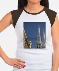 Vienna: The Spires of t Women's Cap Sleeve T-Shirt