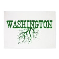 Washington Roots 5'x7'Area Rug