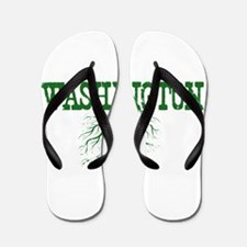 Washington Roots Flip Flops
