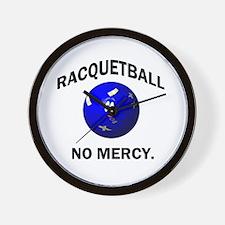 Cute Racquetball Wall Clock