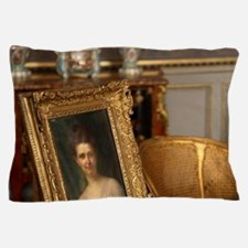 The portrait of Madam Edouard Andre in Pillow Case