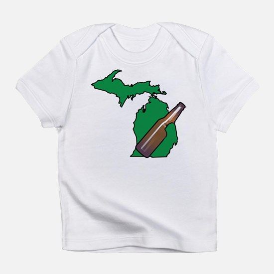 Michigan Beer Infant T-Shirt