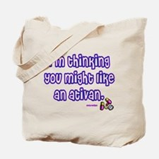 Ativan Tote Bag