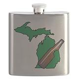 Detroit Flasks