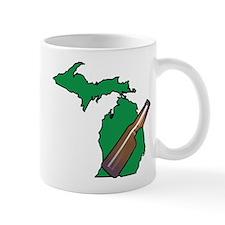 Michigan Beer Mugs