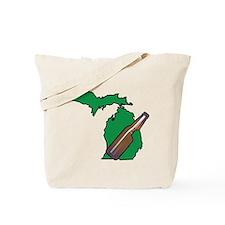 Michigan Beer Tote Bag