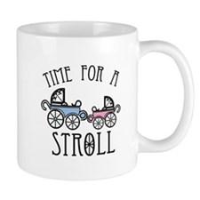 Time For A Stroll Mugs