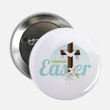"""Celebrate Easter 2.25"""" Button (100 pack)"""
