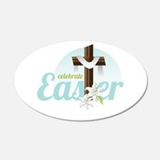 Celebrate Easter Wall Decal