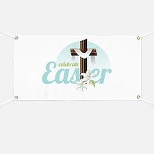 Celebrate Easter Banner