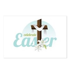 Celebrate Easter Postcards (Package of 8)