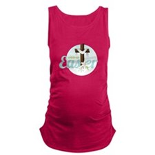 Celebrate Easter Maternity Tank Top