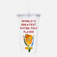 WATER4 Acrylic Double-wall Tumbler