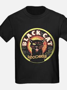 Black Cat Records Lp Art T