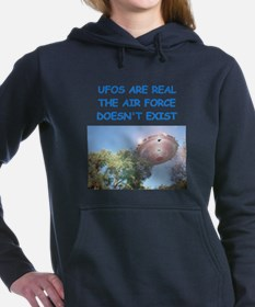 UFO3 Women's Hooded Sweatshirt