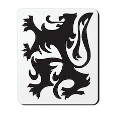 Vlaamse Leeuw Mousepad