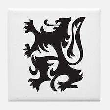 Vlaamse Leeuw Tile Coaster