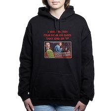 NOIR2 Women's Hooded Sweatshirt