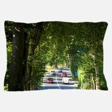 Automobiles travel on the N1 highway n Pillow Case