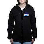 TENN.png Women's Zip Hoodie