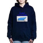 TENN.png Women's Hooded Sweatshirt