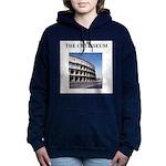 colisseum rome italy gifts Women's Hooded Sweatshi