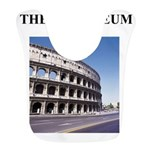 colisseum rome italy gifts Bib
