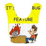 software engineer gifts Bib