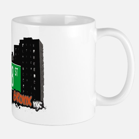 W 238 ST, Bronx, NYC Mug