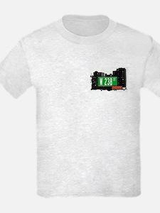 W 238 ST, Bronx, NYC T-Shirt