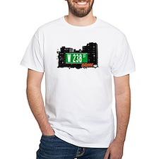 W 238 ST, Bronx, NYC Shirt