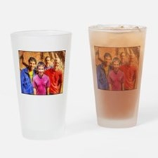 Wolfpack Drinking Glass