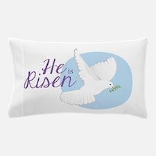 He Is Risen Pillow Case