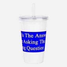 war_answer_question_blue_on_white.png Acrylic Doub