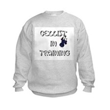 """Cellist in Training"" Sweatshirt"