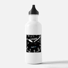 Unique Aircraft instruments Water Bottle
