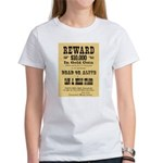 Wanted Sam & Belle Starr Women's T-Shirt