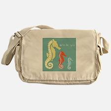 Under The Sea Messenger Bag