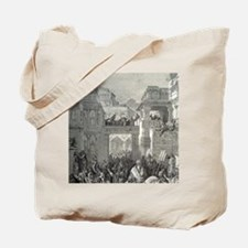 19th Century engraving by Paul Gustave Do Tote Bag