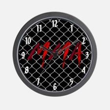 Mma Wall Clock