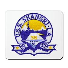 USS SHANGRI-LA Mousepad