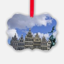 Belgium, Flanders, Antwerp Provin Ornament