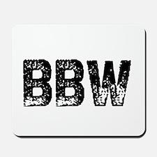BBW Mousepad