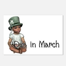 Patty's Day Baby Postcards (Package of 8)