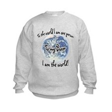 Boxer World2 Sweatshirt