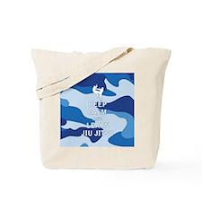 Keep Calm and Learn Jiu Jitsu Tote Bag
