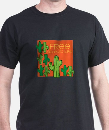 Free Acupuncture T-Shirt